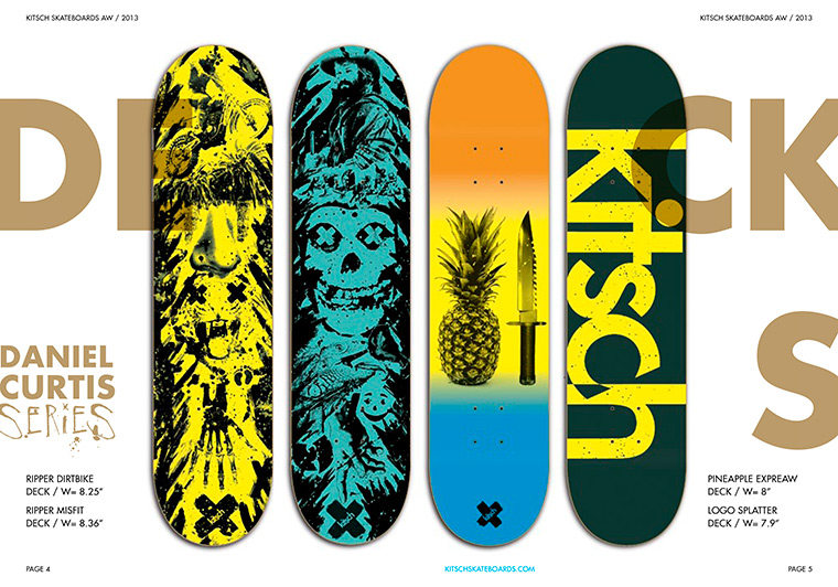 Decks - Fall / Winter 2013