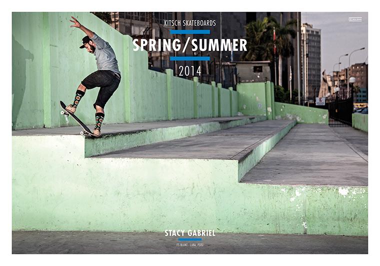 Decks - Spring / Summer 2014