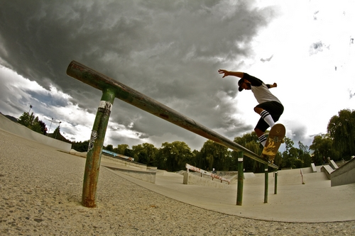 Great Outdoors  Stacy Fakie Fs Crook site size