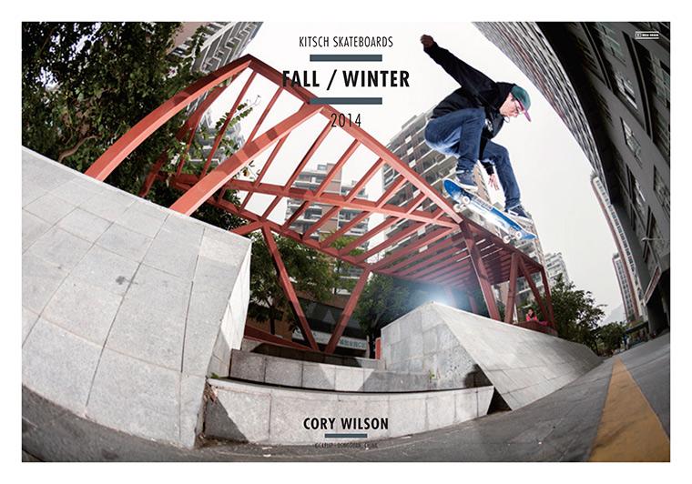 Decks - Fall / Winter 2014