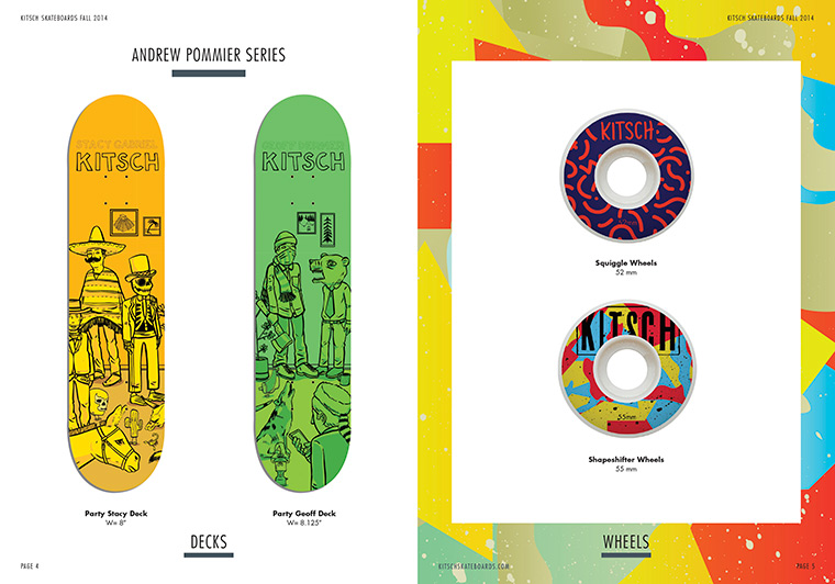 Decks - Fall / Winter 2014
